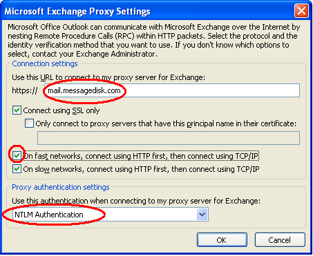 MessageDisk - Microsoft Exchange Hosting and Dedicated